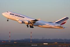 AF - B747 (Maillekeule) Tags: paris france air off take boeing af aeroport 747 b747 roissy cdg decollage lfpg fgitd