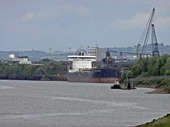 CSL Thames (Bricheno) Tags: river scotland riverclyde clyde ship escocia szkocja renfrew govan schottland scozia cosse kgv  esccia   bricheno cslthames scoia