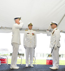 Base Cleveland Change of Command (Coast Guard News) Tags: coastguard jones unitedstates cleveland oh murphy routhier coastguard9thdistrict coastguardbasecleveland