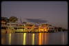Reflections on Neutral Bay from Anderson Park (Craig Jewell Photography) Tags: sunset reflection water night boats bay iso200 sydney australia newsouthwales 40mm northsydney f40 neutralbay 2014 andersonpark 50sec canoneos1dmarkiv ef40mmf28stm filename20140626173147x0k1331and6moretif