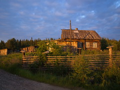 P7194998 (akitashov) Tags: dawn russia july 2014    poiakonda