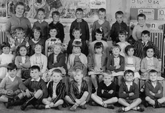 Best clothes on school photo day (theirhistory) Tags: uk school girls boys socks shirt kids children shoes dress boots sandals tie skirt class teacher bow junior gb schoolphoto wellies primary cardigan pupils classphoto