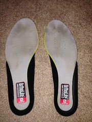IMG_5517 (sockless_ca) Tags: men shoes running sneakers sweaty trail smelly stinky salomon insoles footbeds