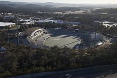 Canberra Stadium (pn_taylor) Tags: balloons nikon australia views hotairballoon canberra act d3200