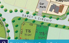 Lot 116, . Darcy's Circuit, Gillieston Heights NSW