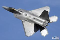 06-4126/AK - Lockheed Martin F-22A Raptor - 3rd Wg, USAF (KarlADrage) Tags: ak raptor f22 usaf 3rdwing lockheedmartin raffairford elmendorfafb pacaf riat2010 064126 3rdwg majordavezekeskalicky