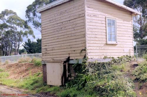 Back of Penrose Signal Box