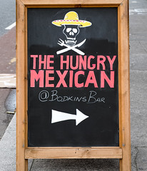 THE HUNGRY MEXICAN RESTAURANT