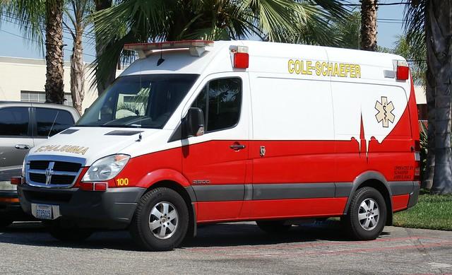 ambulance dodge bls emt schaefer sprinter glendora emergencymedicaltechnician schaeferambulance basiclifesupport coleschaefer scheaefer