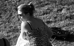 Beautiful Strangers - Unknown good looking woman watching the balloons over Bristol, 2014 (TempusVolat) Tags: people blackandwhite bw woman white black hot cute girl monochrome beautiful beauty face balloons bristol geotagged person mono blackwhite fiesta mr candid curves balloon strangers monochromatic stranger curvy event figure blonde attractive unknown curve curved gareth goodlooking tempus curvaceous shapely 2014 candidphotography beautifulstranger bristolballoonfiesta blackandwhitephotograph morodo curvywoman volat mrmorodo garethwonfor tempusvolat