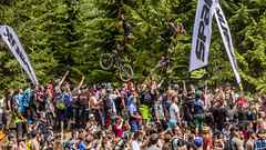 no hands (phunkt.com) Tags: world canada whistler championship champs keith off valentine whip crankworx 2014 phunkt phunktcom