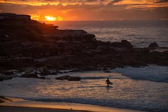 Catching the first wave of Light at Maroubra (alexkess) Tags: beach sunrise photography surf waves bra sydney australia surfing nsw alexander sutherland maroubra gms alexkess kesselaar goodmorningsydney