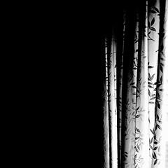 Little Light Left: The curtain