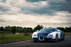 Fascinating (Lionel HEMMENDINGER) Tags: blue sunset nature sport grand expensive limited bugatti luxury rare exclusive supercar veyron vitesse hypercar worldcars