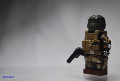 (BF3) US Recon. (bobcabob_diw) Tags: lighting 3 support lego chest assault pouch tiny rig setup battlefield custom balaclava v1 v2 sculpted tactical recon multicam bf3 kneepad
