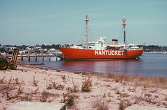 Nantucket Ferry (Elsi Godolja) Tags: ocean leica beach ferry island harbor boat vineyard martha capecod massachusetts nantucket cape marthasvineyard cod x2