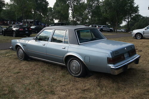 1986 Plymouth Gran Fury Salon