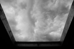 (* GEORG *) Tags: sky bw cloud cloudy taiwan overcast puli  nantou chinesebrushpainting  smcpentaxda14mmf28 inkwashpainting da14f28 da14
