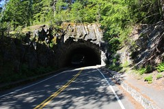 Box Canyon Tunnel (daveynin) Tags: road nps tunnel mount rainier deaftalent deafoutsidetalent deafoutdoortalent