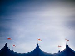 Ilosaarirock 2014 (miemo) Tags: travel summer sky music festival rock finland europe live olympus flags tent joensuu ep1 ilosaarirock pohjoiskarjala northkarelia bodycaplens olympus15mmf8 tähtiteltta ilosaarirock2014