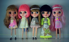 A Doll A Day. Aug 10. TCT + Funny Bunny = Love
