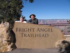 Grand Canyon - Bright Angel Trail (Doug.Mall) Tags: grandcanyon hike brightangeltrail dougmall nikond5100
