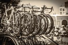 La Vuelta a Espaa (Jose Mara Ruiz) Tags: espaa ex car bike cycling spain ride bicicleta explore coche ciclismo bici rodriguez vuelta carrera ruedas quintana publico valverde contador montar froom purito