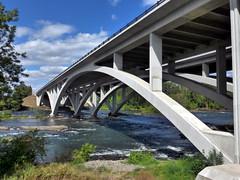I 5 bridge (Slideshow Bruce) Tags: bridge oregon 5 eugene passage whilamut