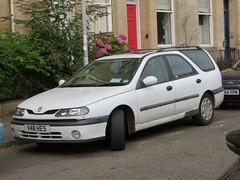 1999 Renault Laguna 1.9 RT DTI (GoldScotland71) Tags: estate 1999 renault laguna 19 rt 1990s dti v48hes