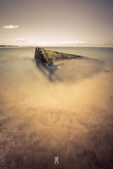 Concrete - Berg (TTkc :)) Tags: ocean longexposure canon 5d 1740mm capferret mkiii nd400