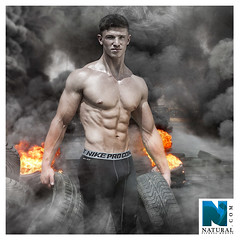 NFM Finley Skyes (TerryGeorge.) Tags: shirtless men healthy model photoshoot muscle hunk pack workout six abs naturalfitnessmodels