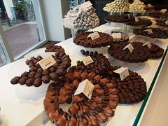 Puccini Chocolate, the worlds 10th best chocolatier maker from Holland.