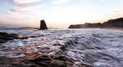slo-mo flow | davenport, california (elmofoto) Tags: ocean california sunset santacruz seascape motion beach water landscape coast nikon rocks unitedstates pacific silk pch nd davenport cascade seastack d800 thestack 1635mm gnd fav250 fav100 fav200 fav300 10000v leefilters 25000v sunblast fav500 singhrayfilters nikond800 fav400 fav600 fav700 elmofoto lorenzomontezemolo