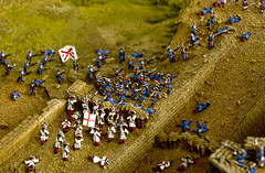 A les barricades! / Defend the barricades (SBA73) Tags: barcelona scale model war attack guerra battle catalonia krieg assault artillery guns catalunya combat guerre siege barricades maqueta canons vauban batalla breach catalogna artilleria baluarte katalonien catalogne bulwark elborn asalto brecha 1714 closecombat setge poligonal asang baluard esvoranc successió elborncc baluarddesantaclara