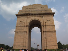 "India Gate <a style=""margin-left:10px; font-size:0.8em;"" href=""http://www.flickr.com/photos/83080376@N03/15004968075/"" target=""_blank"">@flickr</a>"