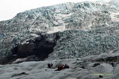 Vatnajokull glacier - in Skaftafell national park (10b travelling) Tags: park ice island iceland europe glacier national vatnajokull 2014 skaftafell carstentenbrink iptcbasic