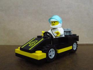 LEGO Race Car Set 1693