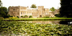 Forde Abbey (broadswordcallingdannyboy) Tags: fordeabbey abbey dorset eos7d 7d lightroom5 summer 1740mm westcountry copyrightleonreillyphotography lake waterlily lily landscape postcard canonllens england uk uklandscape leonreilly leonreillyphotography canoneos