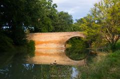 Canal du Midi (fabdebaz) Tags: canal pentax pont été aout k5 août canaldumidi 2014
