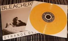 Bleachers - Strange Desire Vinyl (patrickzaucha) Tags: vinyl bleachers limitededition lps vinylrecords vinylcollection yellowvinyl strangedesire vinyllps