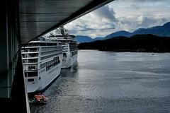 Cruise Ship Parking