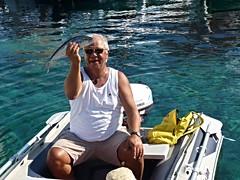 Taormina -  Capone alla piastra con salmoriglio....la mia cena per stasera (Luigi Strano) Tags: italy fish fishing pesci sicily taormina pesca