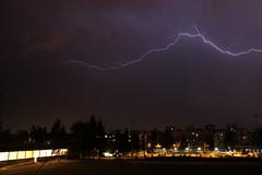 Llamps i trons (argilaga) Tags: storm alps electric grenoble lightning vercors thunder tempesta tro llamp electricitat 600d