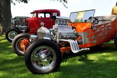 Orange tub (352Digz) Tags: show park new york lake ontario hot classic beach car nikon automotive rod annual 25th nikkor custom olcott 2014 krull d5000