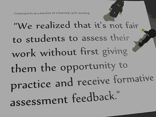 "Educational Postcard:  ""Teacher reflecti by Ken Whytock, on Flickr"