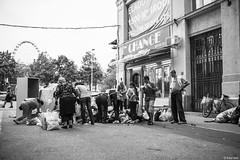 Free Market... (Arthur Janin.) Tags: street leica trip bridge light art digital 35mm arthur photo bath hungary natural f14 homeless budapest floating m elements pont 35 summilux asph 240 janin fle therme typ hongrie aspherical