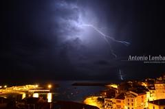 Tormenta no porto da Guarda 1-15 setembro 2014 (Antonio Lomba) Tags: raios galicia porto da tormenta antonio mio baixo guarda lomba rayos truenos a lostregos tecnoloxiacom