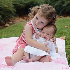 ellas (aizea fotografa) Tags: nia bebe