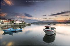 Combarro al amanecer...... (PITUSA 2) Tags: españa puerto pueblo paisaje galicia amanecer pontevedra combarro poio pitusa2 elsabustomagdalena
