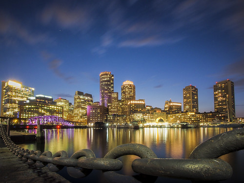 Boston skyline by Stefano Montagner - The life around me, on Flickr